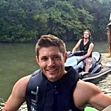When They Had an Adorable Day Jet Skiing