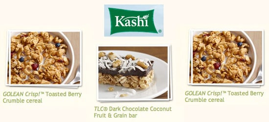 How to Get Free Samples From Kashi