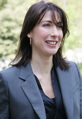 Pregnant Samantha Cameron Resigns from Position at Smythson After 14 Years