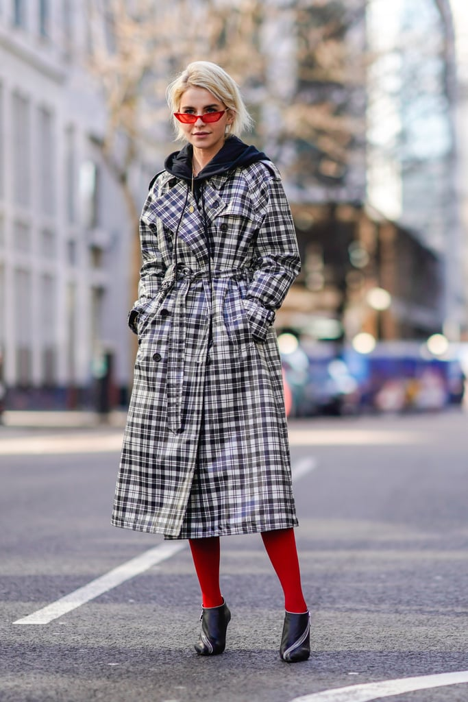 c4d3f878dede Burberry Trench Coats at Fashion Week Fall 2018