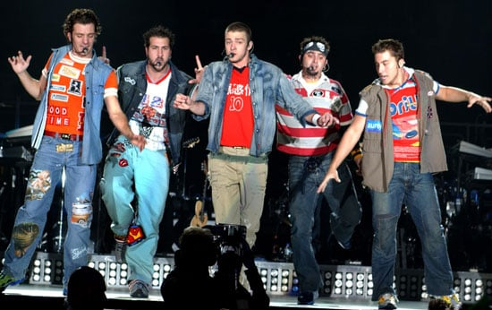Would You Be Excited For an 'NSync Reunion?