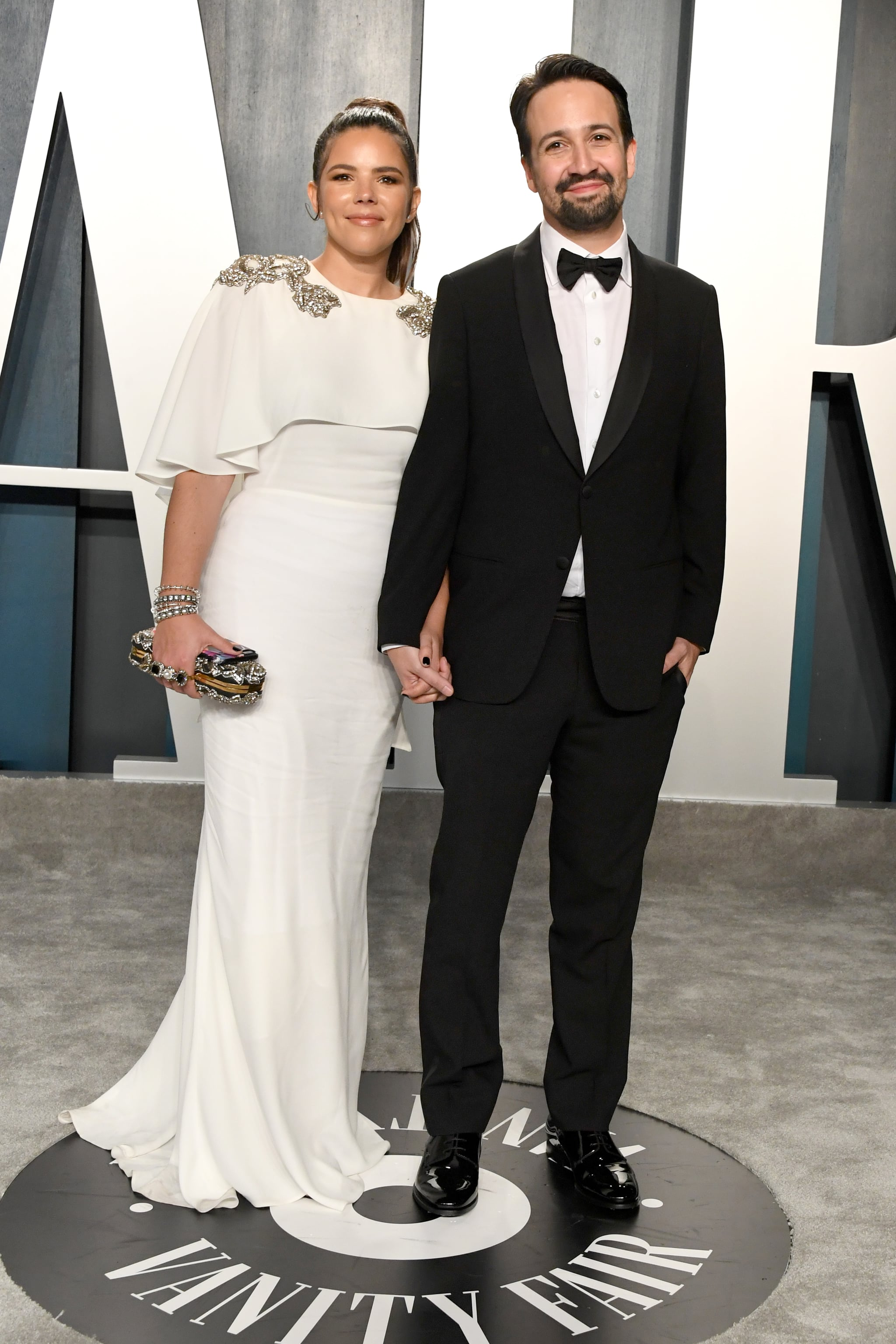 Who Is Lin Manuel Miranda S Wife Vanessa Nadal Popsugar Celebrity