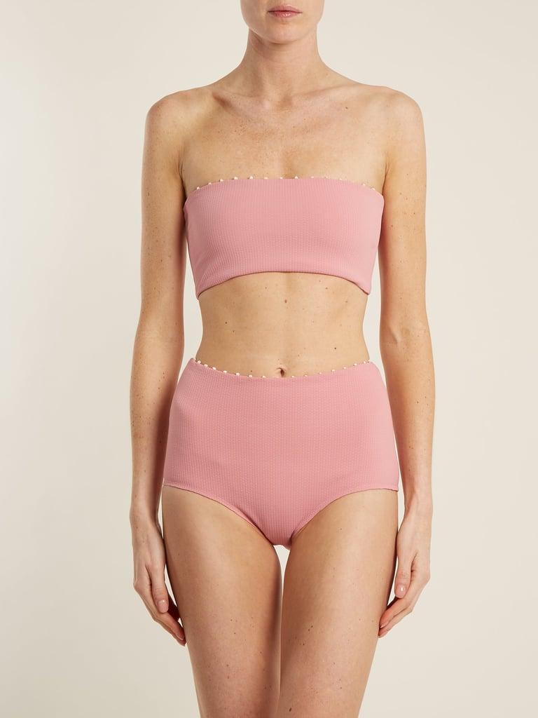 Marysia Swim Corsica High-Rise Bikini Briefs