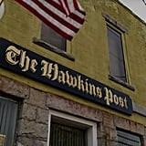 Why does the trailer feature a shot of The Hawkins Post? Well . . .