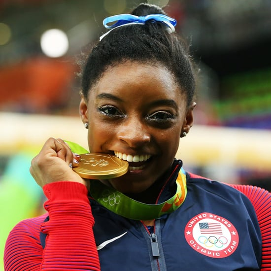 Simone Biles's Quote About Usain Bolt and Michael Phelps