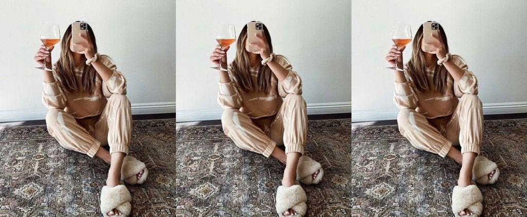 Shop the Fluffy EMU Australia Mayberry Slippers Instagram