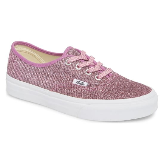 Glitter Vans Sneakers at Nordstrom