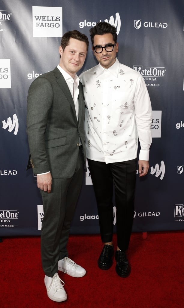 """During a July 2020 interview with Awards Daily, Dan said he knew right away that Noah was an obvious fit for the role of Patrick. """"I wrote a character that I was very clear about in terms of who Patrick was going to be and hopefully what the long-term goal would be for him,"""" Dan said. """"And I think in having that kind of clarity in the casting process, it just was very clear to me that Noah was the only option for that."""""""