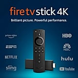 Amazon Fire TV Stick 4K With Alexa Voice Remote