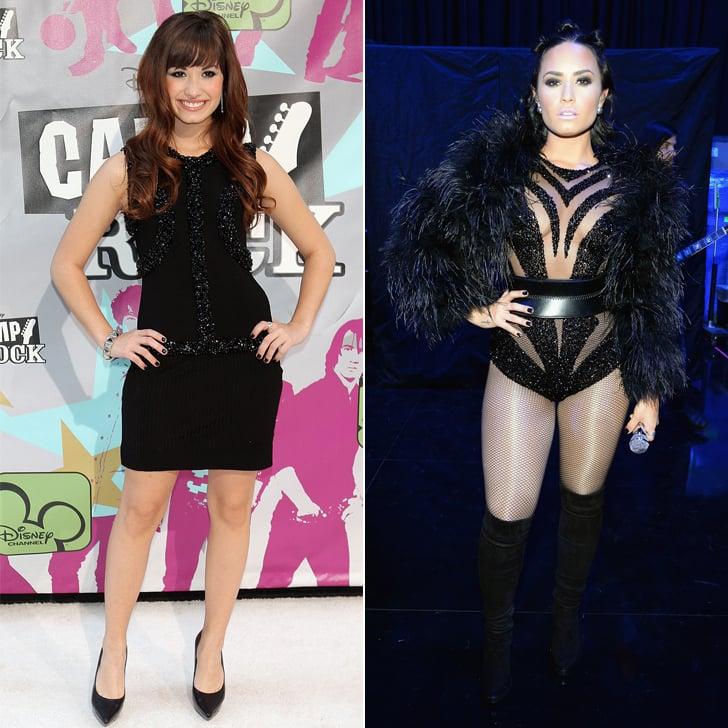 Demi Lovato 39 S Style Evolution Popsugar Latina