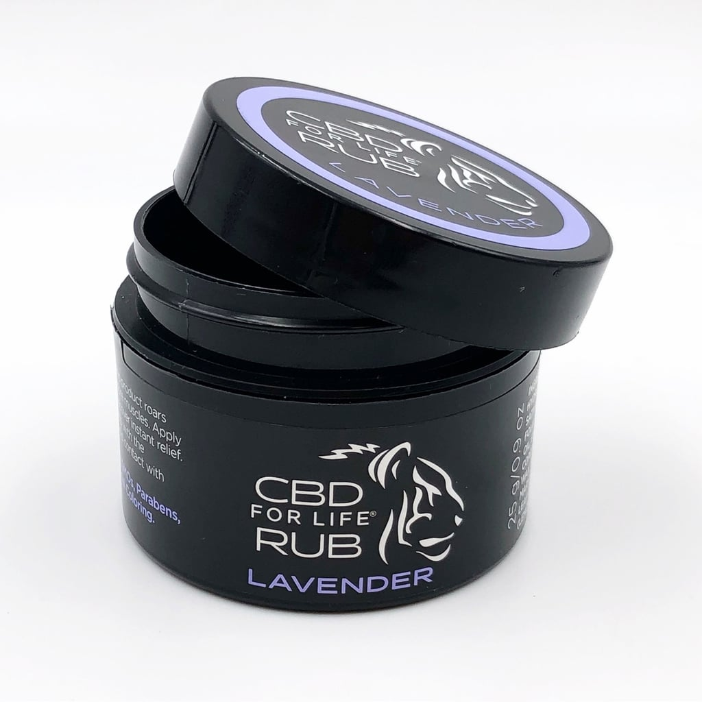 Does Pure CBD For Life Lavender Rub Work?