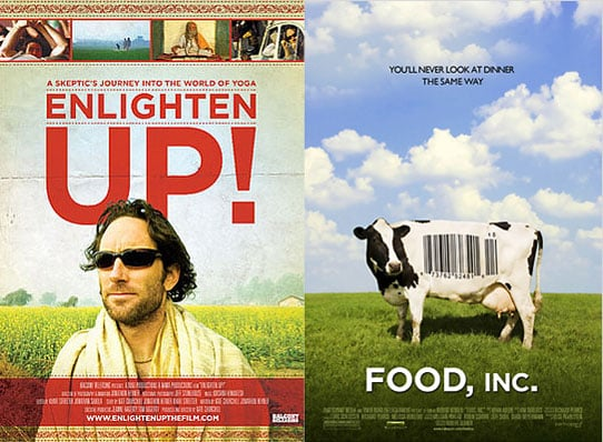 Two Healthy Flicks Now on DVD