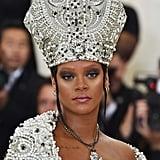 A Closer Look at Rihanna's Mitre