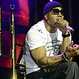 LL Cool J wowed the crowd.