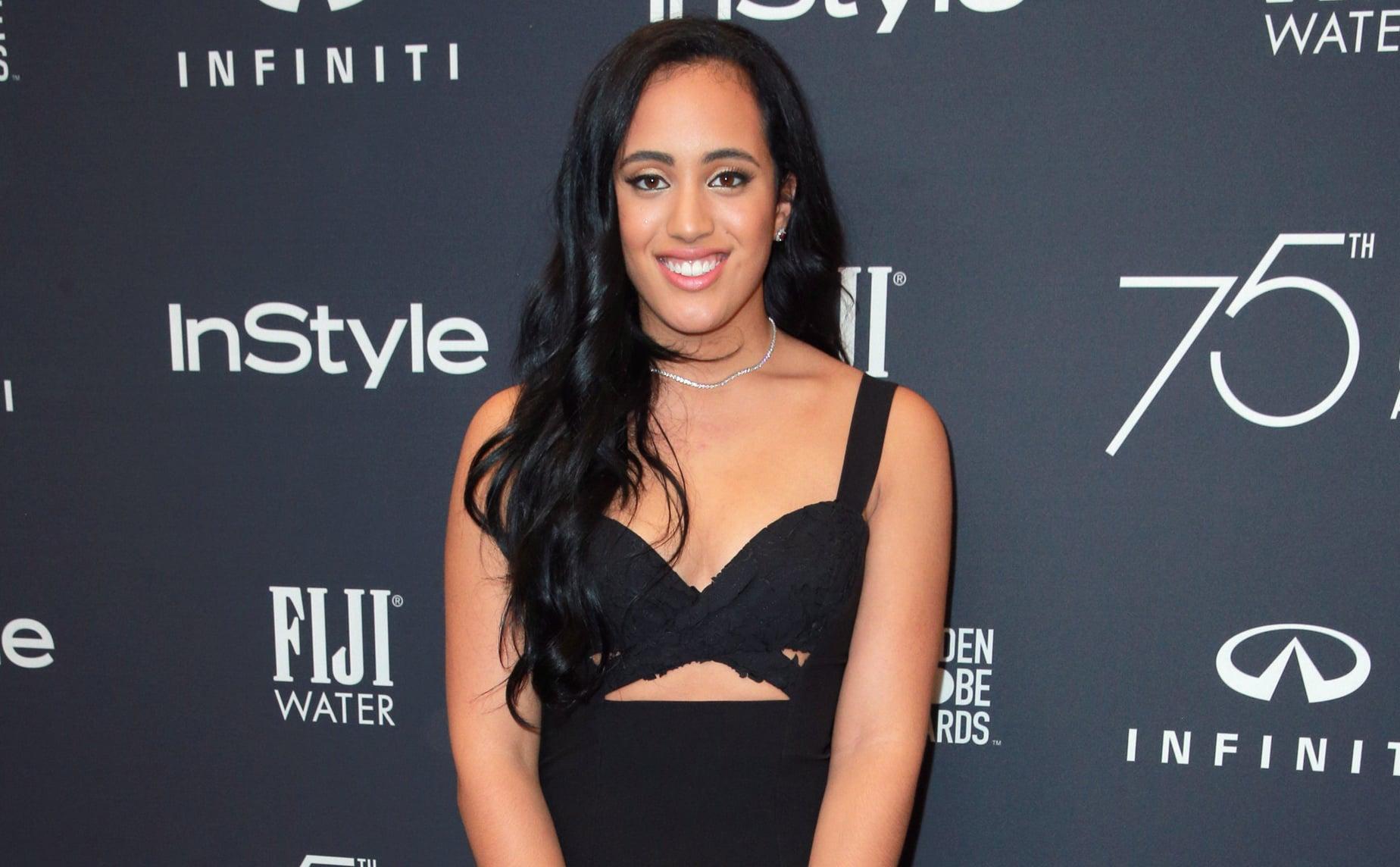 Dwayne Johnson's daughter Simone Garcia Johnson selected as Golden Globe Ambassador
