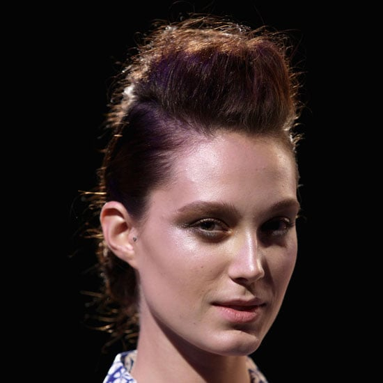 Whitney Eve & We by Whitney Eve Spring Summmer 2012 2013 Backstage Beauty Report