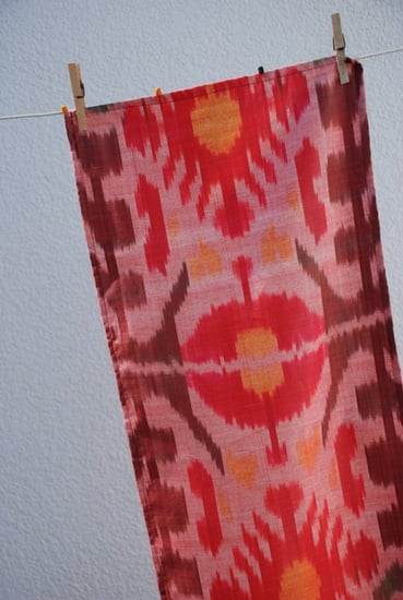 Etsy Find: Ikat Table Runner