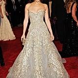 Jennifer Lopez at the 2010 Met Gala