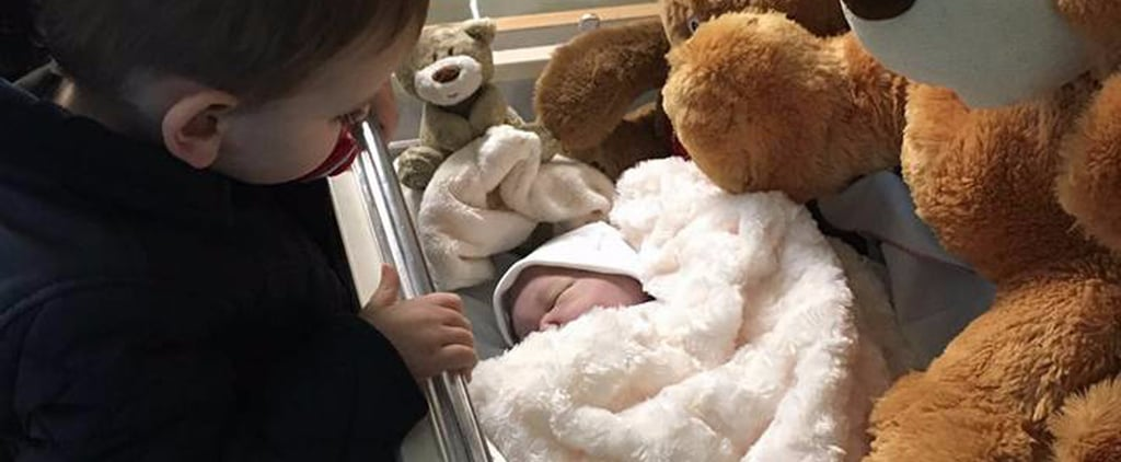 "A ""Cuddle Cot"" Gave 1 Grieving Mom 3 Extra Days With Her Baby After He Passed Away"