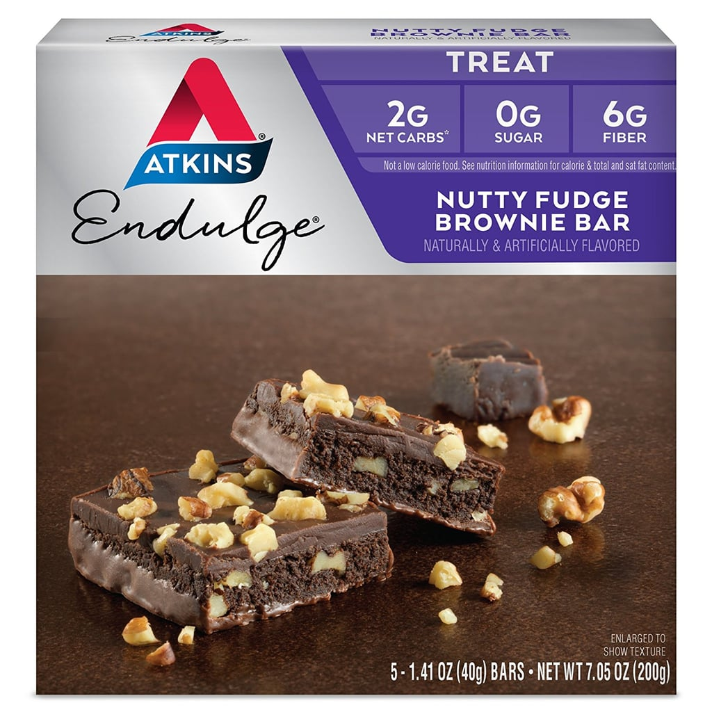 Atkins Endulge Nutty Fudge Brownie Bar