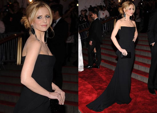 The Met's Costume Institute Gala: Sarah Michelle Gellar