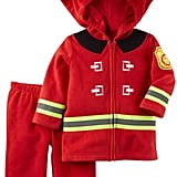 Little Firefighter Halloween Costume