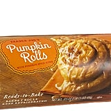 Trader Joe's Pumpkin Rolls With Pumpkin Spice Frosting