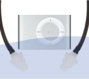 Take Your SwimMan iPod Shuffle For A Dip