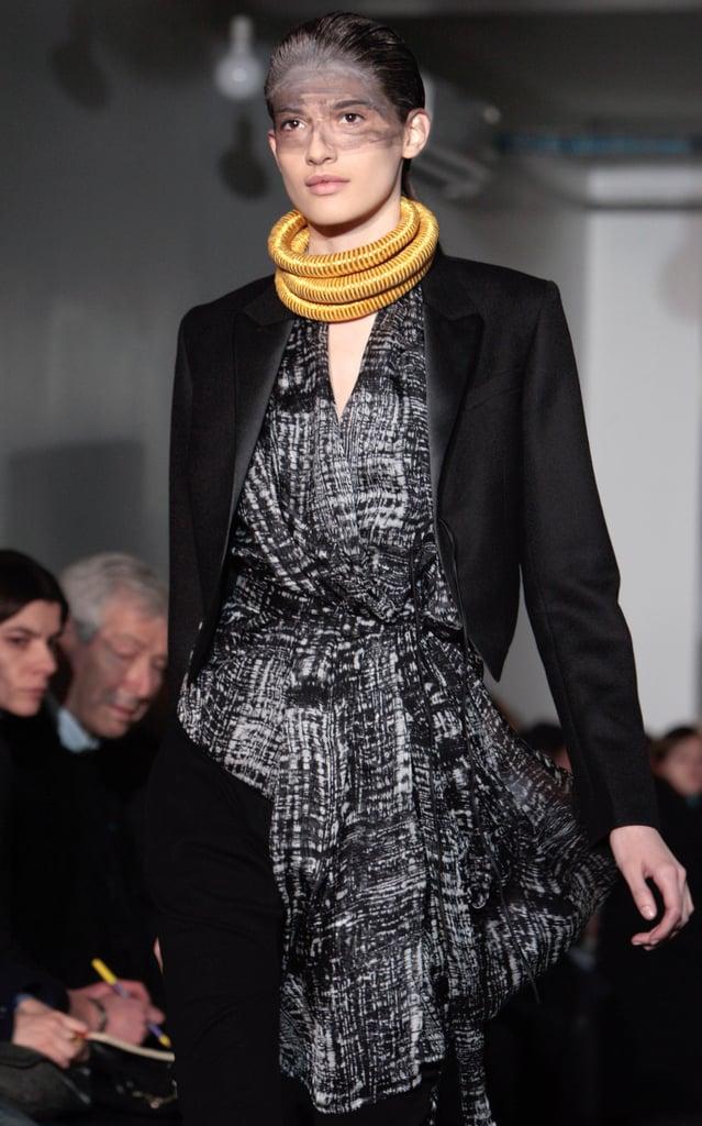 Paris Fashion Week: Kris Van Assche Fall 2009
