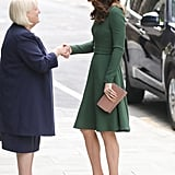 Kate Middleton AFNCCF Centre May 2019