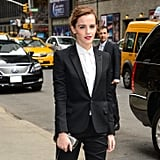 March 2014: The Late Show With David Letterman