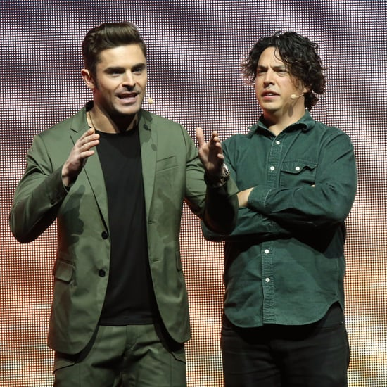 Zac Efron at CinemaCon 2017 Pictures