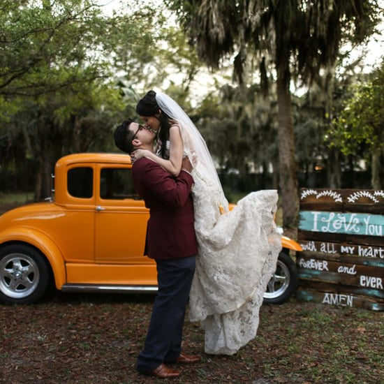 Rustic Barnyard Wedding