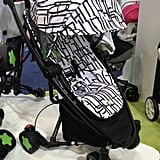 Quinny is partnering with Belgian artist Kenson for a fun design for its Yezz and Zapp Xtra strollers.