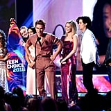 Riverdale Cast at the 2018 Teen Choice Awards