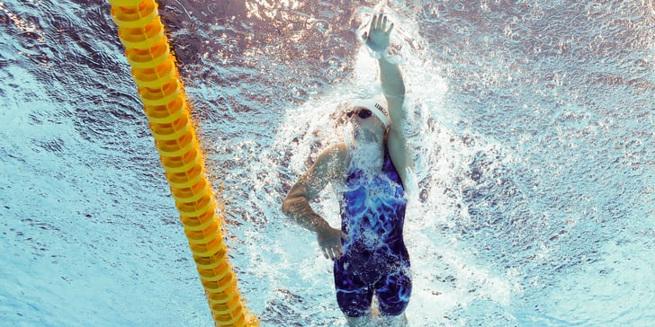 How Many Laps Is the 1,500-Meter Swim? You'll Want to Get Comfortable For This One