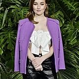 Kaitlyn Dever at the 2020 Chanel and Charles Finch Pre-Oscar Awards Dinner