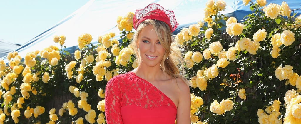The Best Celebrity Melbourne Cup Dresses