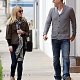 Reese Witherspoon smiled at Jim Toth.