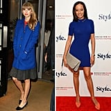 Check out the latest trending celebrity color combo.