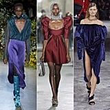 Fall Fashion Trends 2020: Jewel Tones