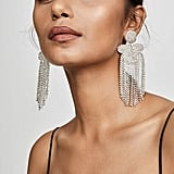 Kenneth Jay Lane Women's Crystal Waterfall Earrings