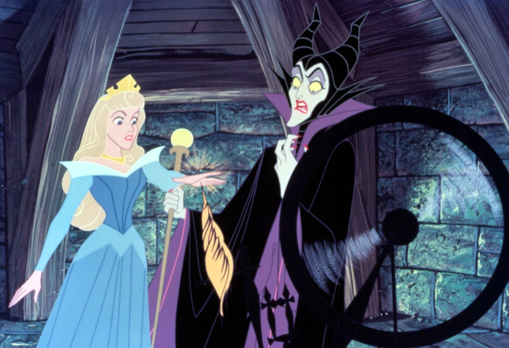Sleeping Beauty Maleficent S Eyes In The Fireplace 15