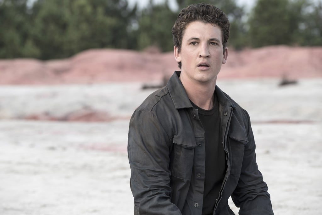 Miles Teller Is Basically Out