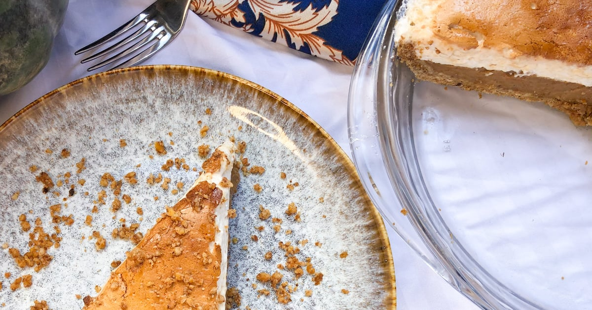 This Vegan Pumpkin Meringue Pie Is a New Staple in My Plant-Based Home