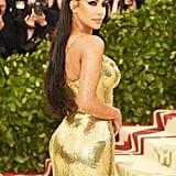 Kim Kardashian — 2018