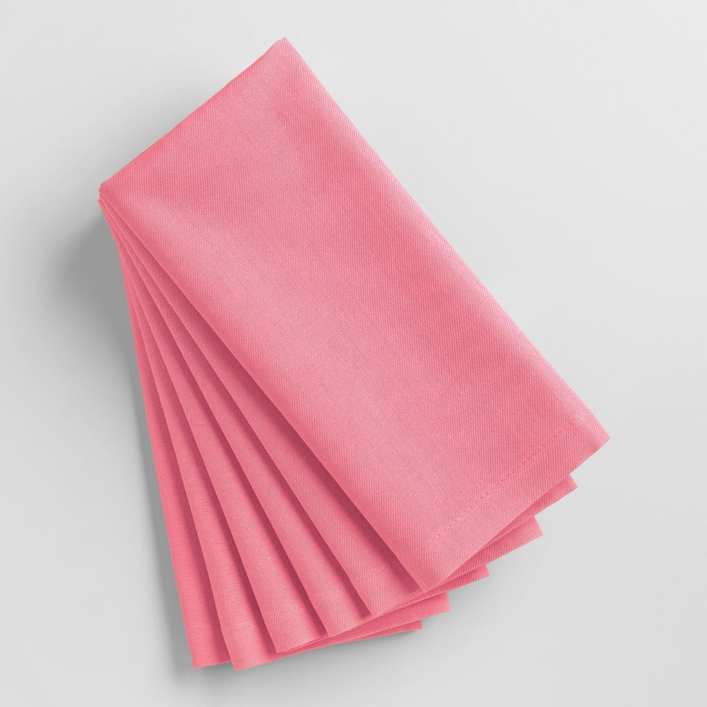 Buffet Napkins ($10 for set of 6)