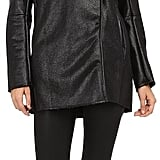 Sam Edelman Hooded Faux Sherpa Jacket