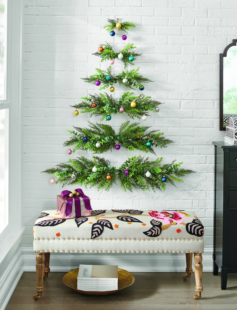 Grandin Road Christmas.Wall Hanging Christmas Tree Best 2019 Christmas Decor At