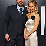 Ben Affleck Kisses Sienna Miller Live by Night UK Premiere